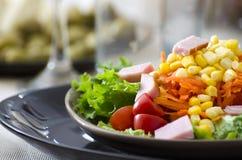 Heerlijke salade Royalty-vrije Stock Afbeelding