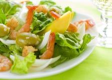 Heerlijke salade Stock Afbeeldingen