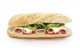 Heerlijke sandwich royalty-vrije stock afbeeldingen