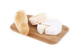 Heerlijke selectie van kaas Royalty-vrije Stock Afbeelding