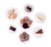 Heerlijke snoepjes Royalty-vrije Stock Afbeelding