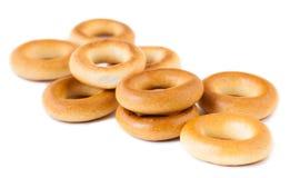 Heerlijke vers gebakken ongezuurde broodjes stock afbeelding