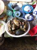 Heerlijke zeevruchten stock foto's