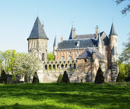 Heeswijk Castle Royalty Free Stock Image