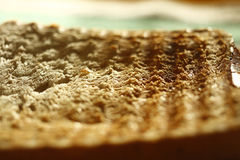 Heet brood in de ochtend Stock Afbeeldingen