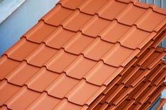 Hef het dak op Royalty-vrije Stock Foto