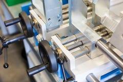 Hefbomen van machine stock afbeelding