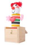 Hefboom-in-de-doos Royalty-vrije Stock Afbeelding