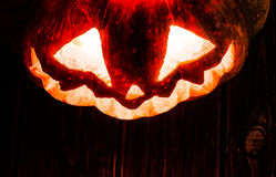 Hefboom-o-lantaarn Royalty-vrije Stock Afbeelding
