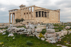 Hefestion. In Acropolis, Athens.Grecce Stock Photos