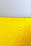 Hefeweizen closeup Royalty Free Stock Image