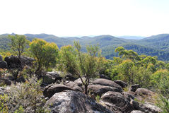 Heffron Lookout Royalty Free Stock Photography