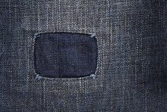Heftige alte Blue Jeans Stockbilder