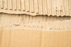 Heftiger Pappbeschaffenheitshintergrund Lizenzfreie Stockbilder