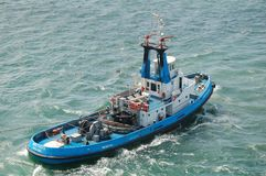 Heftiges Schiff Cagliari stockfoto