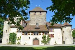 Hegi城堡/Schloss Hegi 库存图片