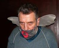 Hegin russe moderne célèbre de ¡ d'Andrey Ð de conceptualist d'artiste Image libre de droits