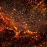 Heiße Galaxie (Innenansicht) Stockfotografie