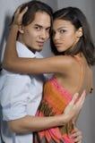 Heiße Paare Stockbild