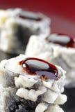 heiße Philadelphia-Sushi Stockfoto