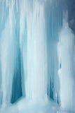 Heiße Quellen umfasst mit UVB in Utah Stockbilder
