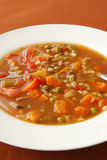 Heiße Schüssel Suppe lizenzfreie stockfotos