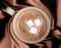 Heiße Schokolade lizenzfreie stockbilder