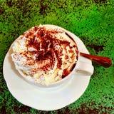 Heiße Schokolade Lizenzfreies Stockbild