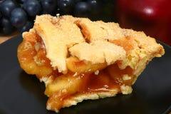 Heißer Apfelkuchen lizenzfreies stockbild