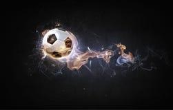 Heißer Ball lizenzfreie stockfotos