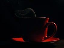 Heißer Kaffee Lizenzfreie Stockbilder