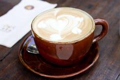 Heißer Kaffee stockbilder