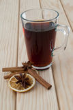 Heißer roter Tee lizenzfreies stockbild