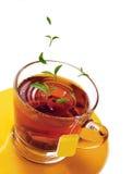 Heißer Tee Stockbild