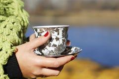 Heißer Tee lizenzfreies stockbild