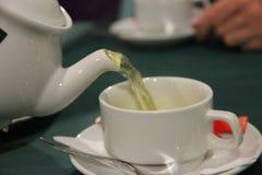 Heißer Tee für zwei Lizenzfreie Stockfotos