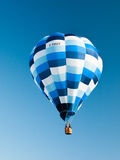 Heißes Baloon sur St. Jean Festival Richelieu lizenzfreies stockbild