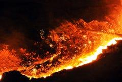 Heißes Eisen Stockbilder