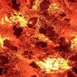 Heißes Eisen Stockfotos