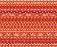 Heißes ethnisches Muster Stockfotos