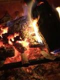 Heißes Feuer Lizenzfreie Stockbilder
