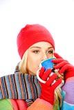 Heißes Getränk Stockfoto