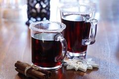 Heißes Getränk Stockfotografie