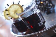 Heißes Getränk lizenzfreies stockfoto