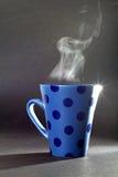 Heißes Getränk in einem Cup Stockbild