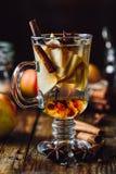 Heißes, gewürztes Getränk Lizenzfreies Stockbild
