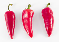 Heißes Peppers8 Lizenzfreies Stockbild