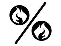 Heißes Verkaufs-Zeichen Lizenzfreie Stockfotografie
