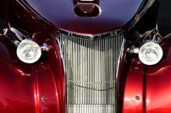 Heißes Weinlese-Auto Stockfotos