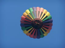 Heißluft-Ballon lizenzfreies stockbild